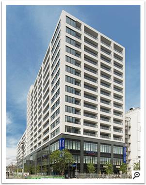 調布駅北第1A地区第一種市街地再開発事業(グレーシア調布)