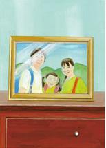家族の大事な思い出を安全に保管できる。