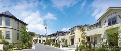 住宅地開発実績